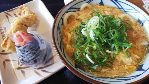 丸亀製麺(ランチ)