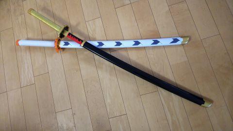 日輪刀(Xmas2020)