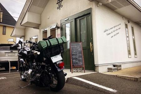 ぴーきちハーレーブログ 伊賀上野 レストランITO