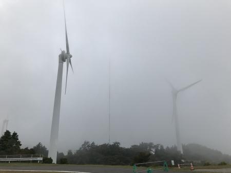 ぴーきちハーレーブログ 青山高原 風力発電 インスタ映え スポット