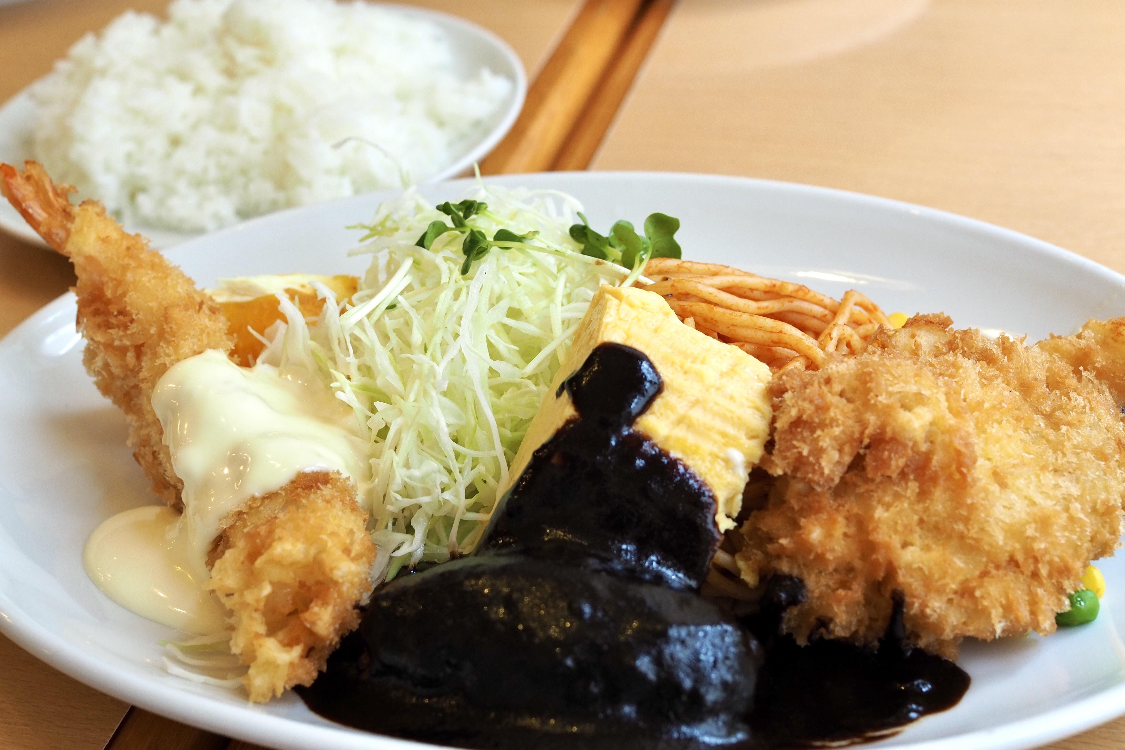 ぴーきちハーレーブログ 伊賀上野 レストランITO Aセット 洋食