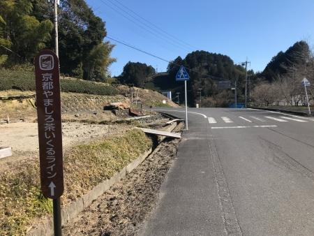 ぴーきち&ダイナ 京都府和束町 茶畑ツーリング ちゃいくるロード
