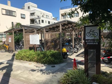 ぴーきちハーレーブログ 福井金沢ツーリング 金沢 近江町市場 バイク駐車場