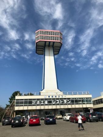 ぴーきちハーレーブログ 福井金沢ツーリング 東尋坊タワー