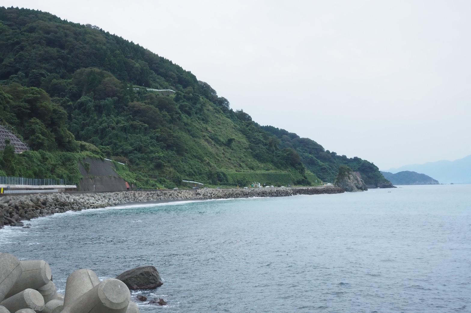 ぴーきちハーレーブログ 福井金沢ツーリング 日本海 海沿い