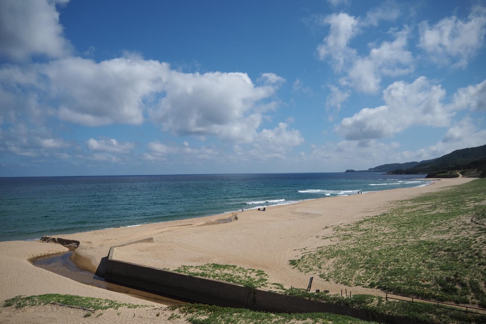 ぴーきち&ダイナ ハーレーブログ 京都丹後半島ツーリンング 琴引浜 鳴き砂