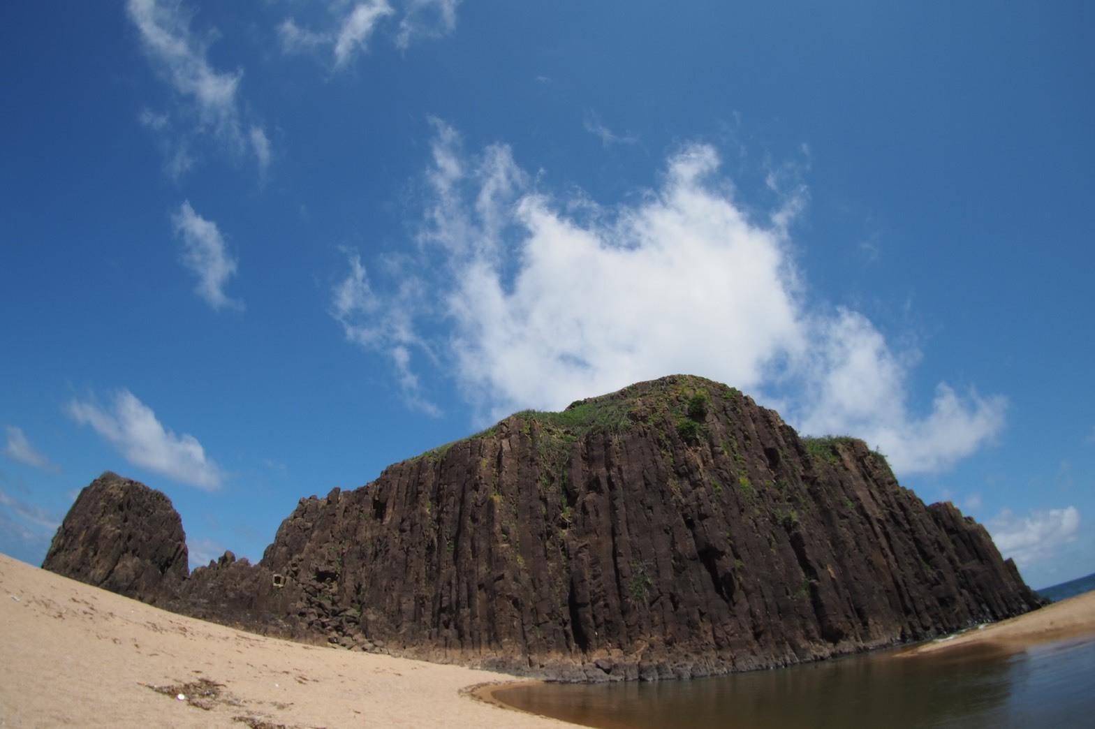 ぴーきち&ダイナ ハーレーブログ 京都丹後半島ツーリンング 立岩