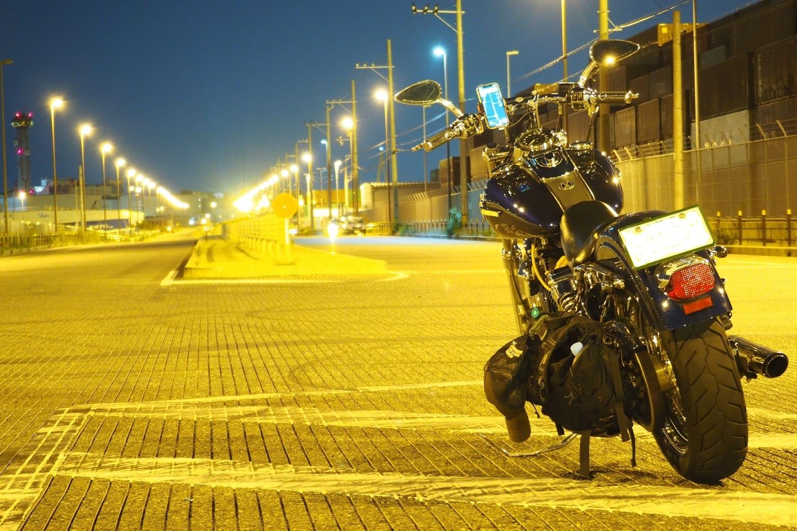 harleydavidson-motorcycle-touring-blog-osaka-port-yumeshima-nightview-containeryard-2.jpg