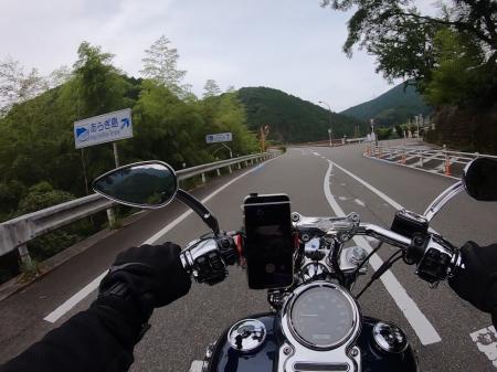 ぴーきち&ダイナ ハーレーブログ 和歌山有田ツーリング あらぎ島 道順 行き方