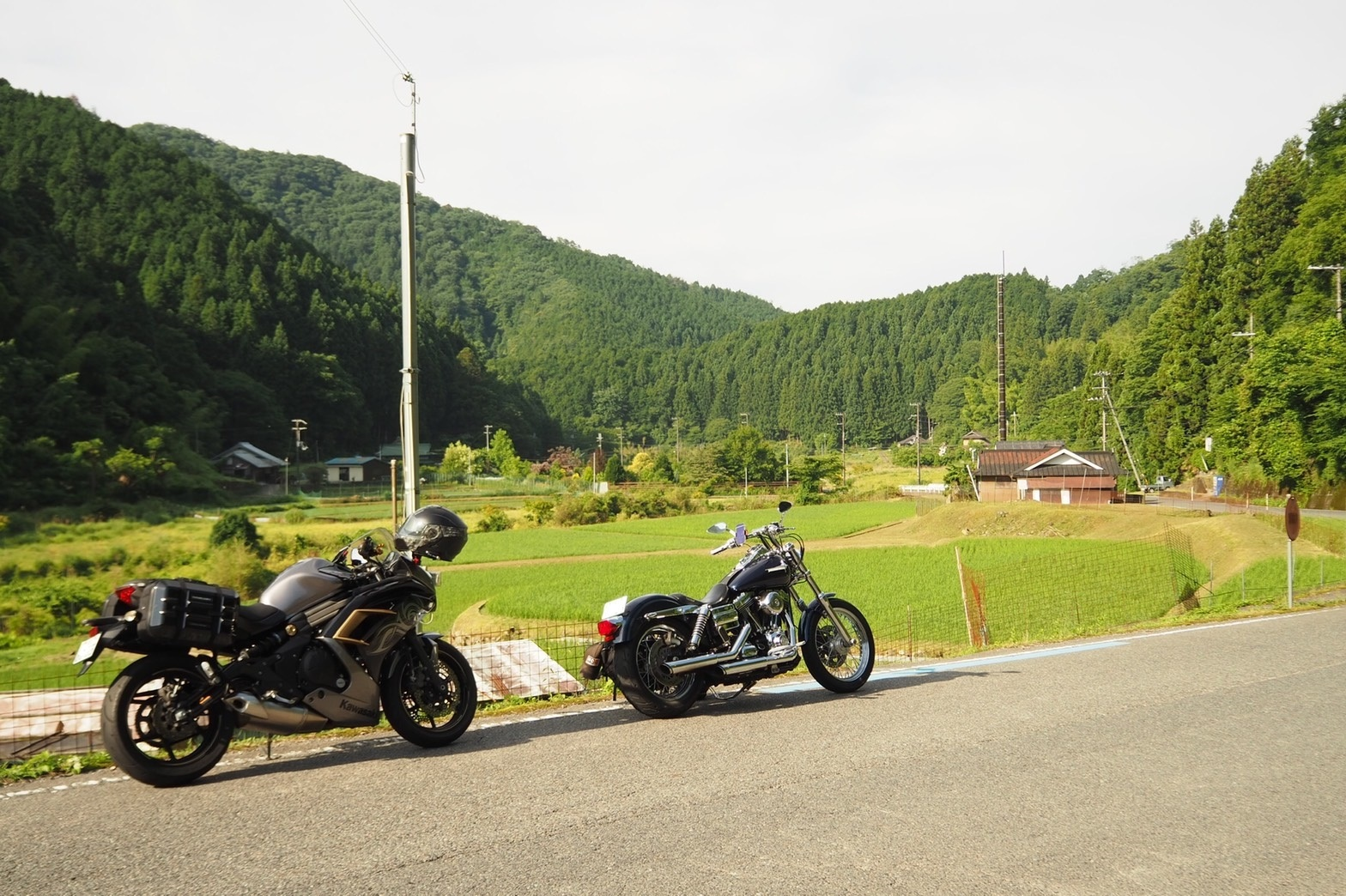 ぴーきち&ダイナ ハーレーブログ 和歌山有田ツーリング