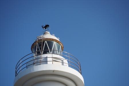ぴーきち&ダイナ 紀伊半島ツーリング 和歌山県 梶取崎の灯台 鯨