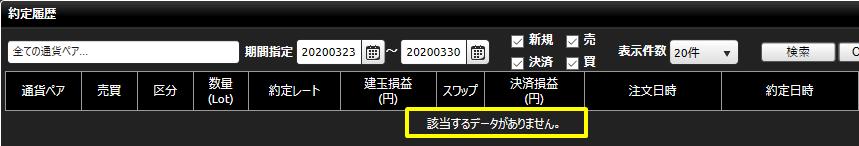 DMM FX20200323-20200328_約定