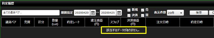 DMM FX20200420-20200425_約定