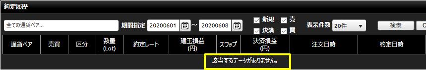 DMM FX20200601-20200606_約定