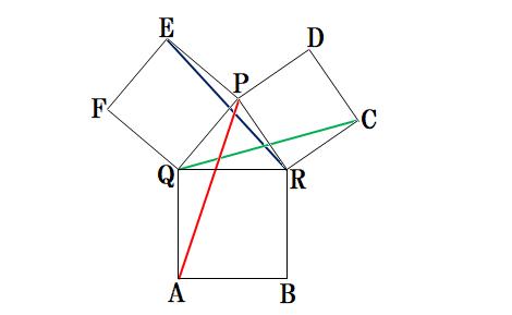 1394-3個の正方形0