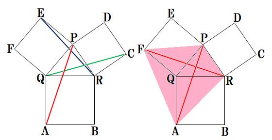1394-3個の正方形