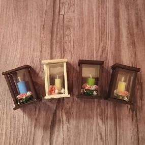 ブロカント風コレクションケース