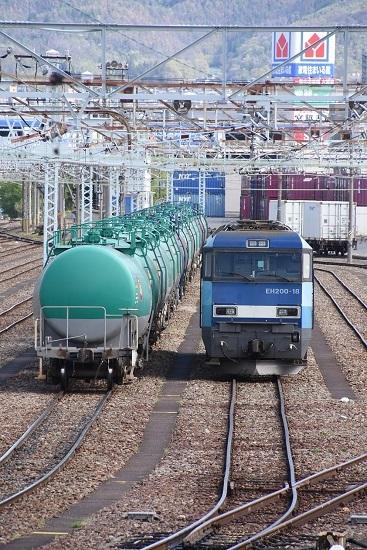 2020年5月4日撮影 南松本にて EH200-18号機