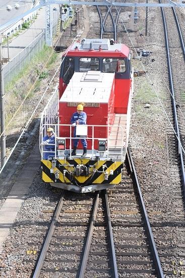 2020年5月5日撮影 南松本にて HD300-10号機 オイルターミナルへ向かう