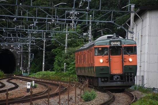 2020年7月18日撮影 しなの鉄道 1636M S25編成 ミニ湘南色