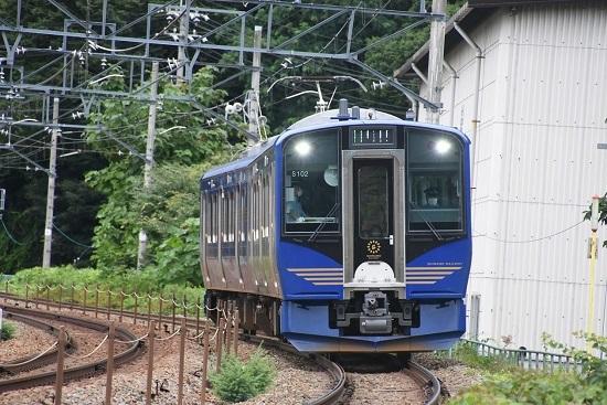 2020年7月18日撮影 しなの鉄道 2738M SR-1系 S2編成