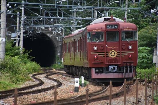 2020年7月18日撮影 しなの鉄道 115系 ろくもん 後撃ち