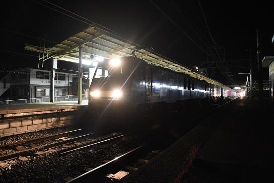 2020年11月17日撮影 東線貨物89レ EH200-13号機発車