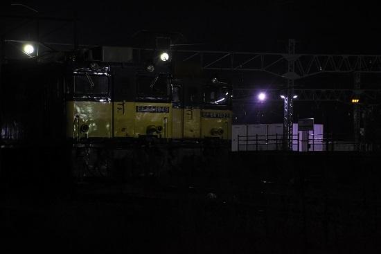 2020年11月21日撮影 南松本にて 篠ノ井線8467レ 機回し開始