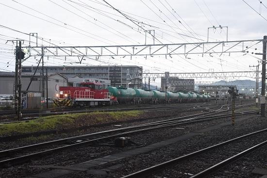 2020年7月月25日撮影 南松本にて緑タキを牽くHD300-10号機