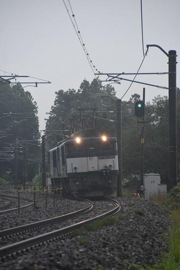 2020年7月25日撮影 篠ノ井線8467レ 田沢→明科