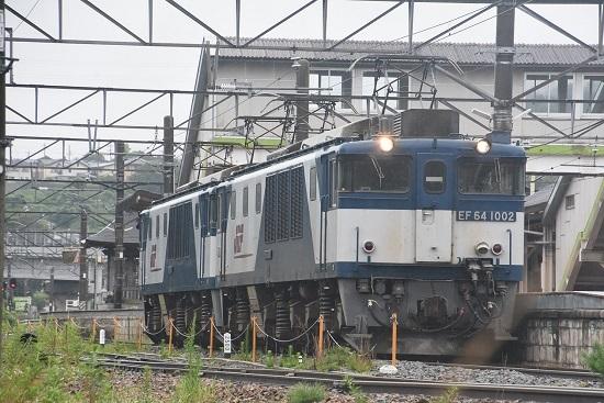 2020年7月25日撮影 篠ノ井線8467レ 聖高原駅にて