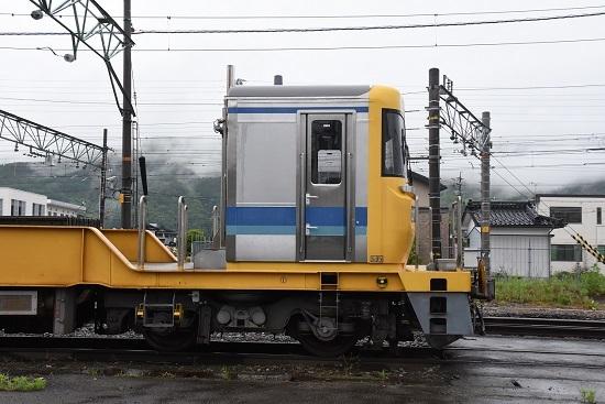 2020年5月19日撮影 伊那松島駅にて キヤ97 R1編成の運転席