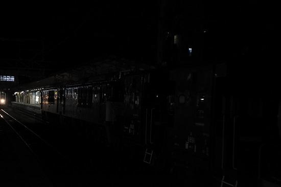 2020年5月20日撮影 西線貨物5880レ 釜の次位にヨ太郎2両