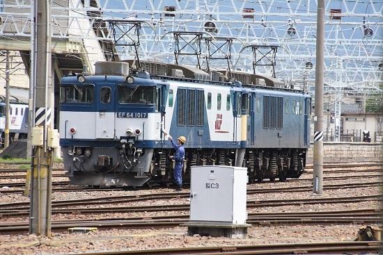 2020年5月23日撮影 南松本にて西線貨物8084レ メモ渡し