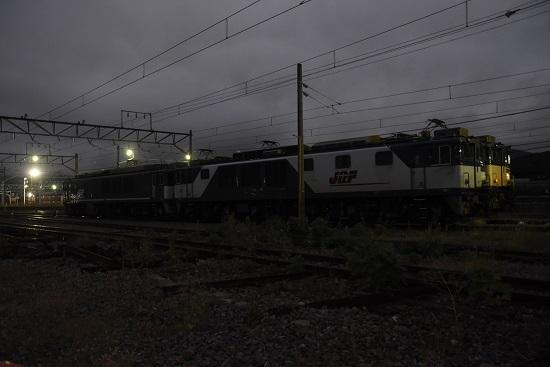 2020年9月19日撮影 南松本にて篠ノ井線8467レ