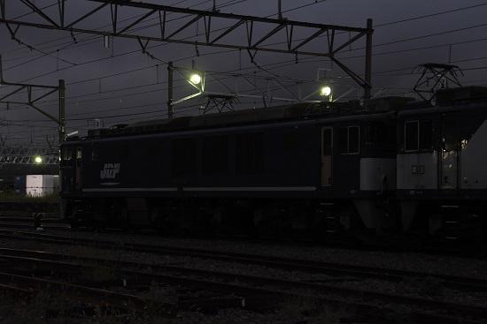 2020年9月19日撮影 南松本にてEF64-1046号機 広島更新色