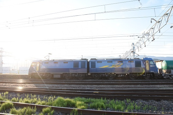 2020年5月30日撮影 南松本にて EH200-4号機