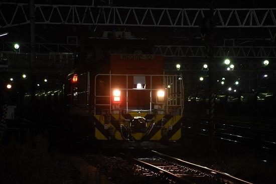 2020年9月26日撮影 南松本にてHD300-10号機が牽く緑タキ