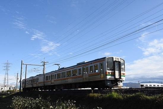2020年9月27日撮影 飯田線 40‰ 204M 213系