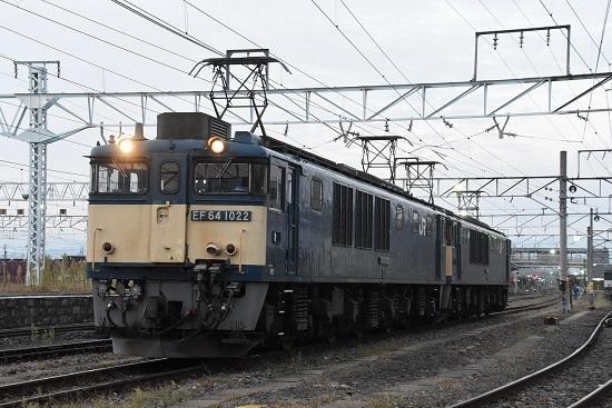 2020年10月3日撮影 南松本にて 篠ノ井線8467レ 発車前