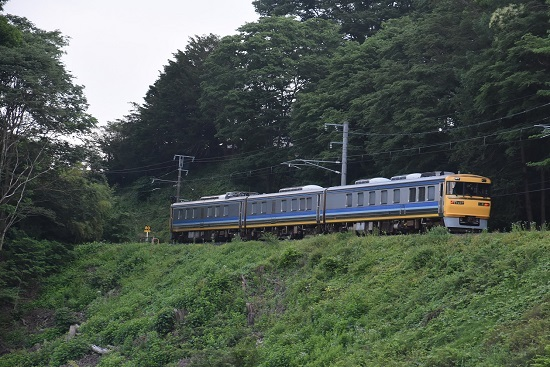 2020年6月16日撮影 飯田線 試9782D キヤ95 DR2編成 後撃ち