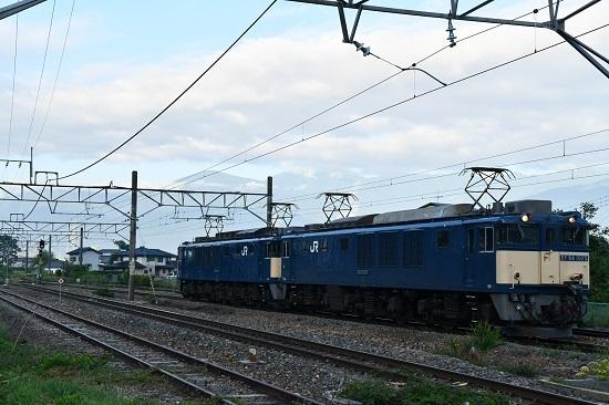 2020年8月29日撮影 篠ノ井線8467レ 明科駅入線