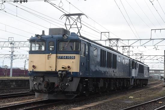 2020年6月20日撮影 南松本にて篠ノ井線8467レ EF64重単