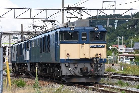 2020年6月20日撮影 篠ノ井線8467レ 聖高原駅