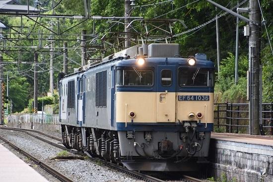 2020年6月20日撮影 篠ノ井線8467レ 姨捨駅進入