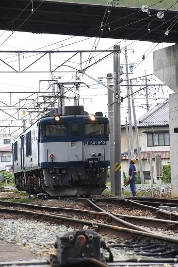2020年6月20日撮影 篠ノ井線8467レ 塩尻機関区篠ノ井派出所