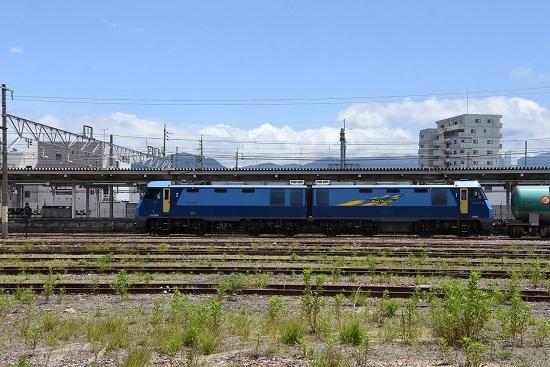 2020年6月20日撮影 坂城貨物85レ EH200-5号機入線