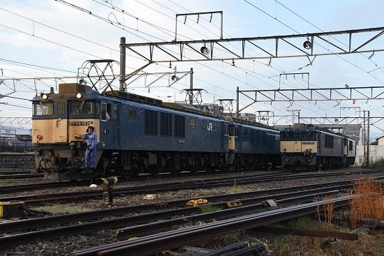 2020年6月27日撮影 南松本にて 篠ノ井線8467レ 機回し発車