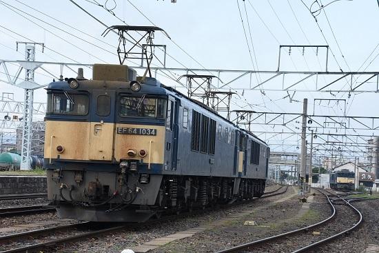 2020年6月27日撮影 篠ノ井線8467レ 南松本にて発車を待つ