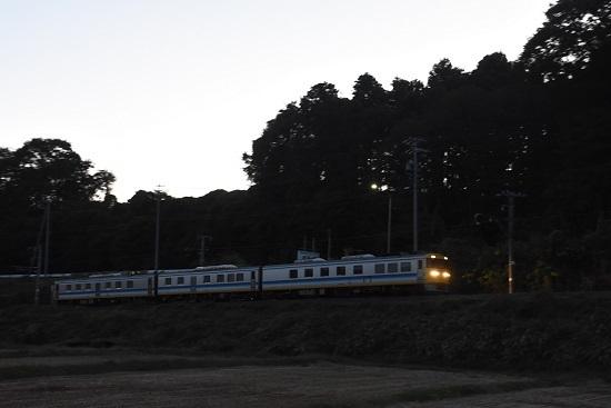 2020年10月18日撮影 試9785D 飯田線キヤ検 流し撮り